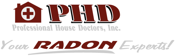 quad cities radon mitigation, radon testing, radon removal by professional house doctors in eldridge iowa